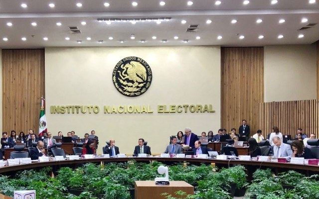 INE resuelve 435 quejas por irregularidades durante campañas políticas - Foto de internet