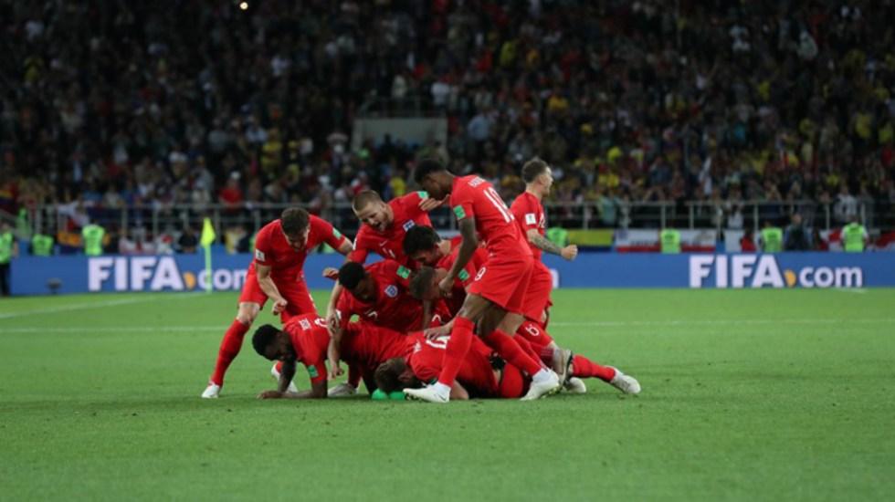 Inglaterra elimina a Colombia en penales y va a Cuartos - Foto de Inglaterra