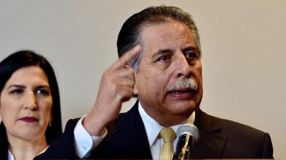 INE ordena a Jesús Ortega bajar video contra AMLO - Foto de Internet