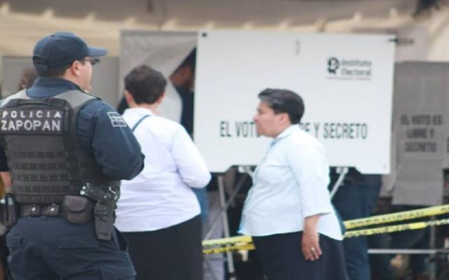 Jornada electoral se vivió entre incidentes de violencia - Foto de @JLTostadoB