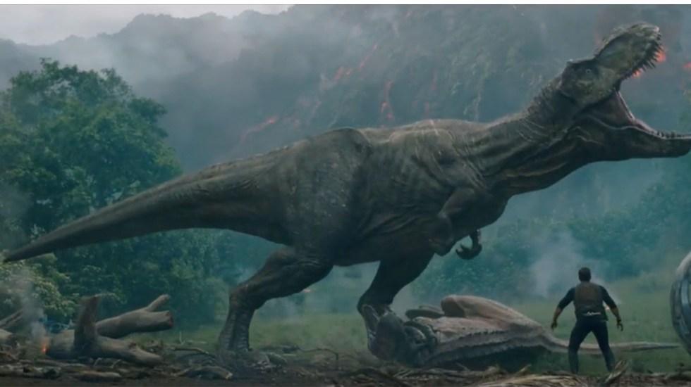 Jurassic World: El Reino Caído ha recaudado 932 millones de dólares