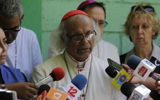 Denuncian persecución contra Iglesia católica en Nicaragua - Foto de INTI OCON / AFP