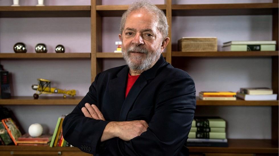 Juez vuelve a ordenar liberación de Lula da Silva - Foto de AFP/Nelson Almeida