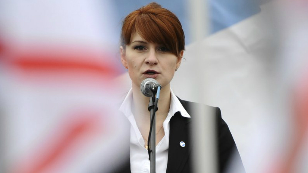 """Arresto de rusa en EE.UU. es """"inaceptable"""": Lavrov - Maria Butina. Foto de AP"""