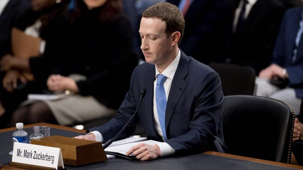 Facebook dio acceso especial a aplicaciones a información de usuarios - Foto de Getty