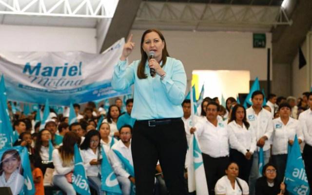 Martha Érika Alonso: elecciones en Puebla, las más contadas y auditadas del país - Martha Érika Alonso. Foto de archivo.