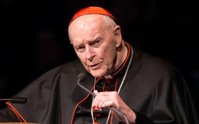 El Vaticano expulsa al excardenal McCarrick por abusos sexuales - Foto de AP