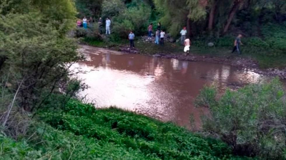 Mueren ahogados dos menores en Jalisco - Foto Especial