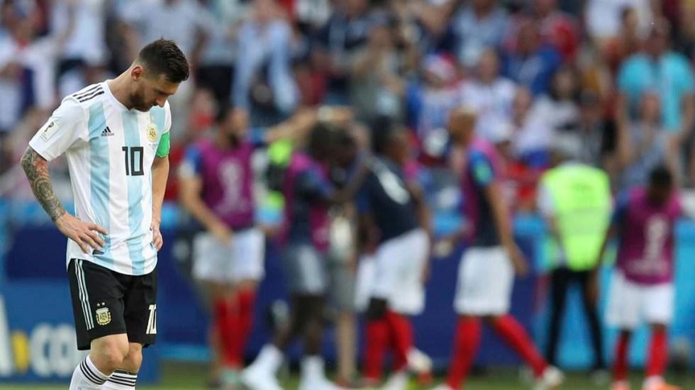 Messi aún no define su continuidad con Argentina