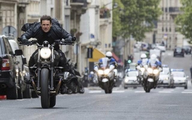Mision Imposible 6 supera a Christopher Robin en la taquilla - Foto de Paramount Pictures