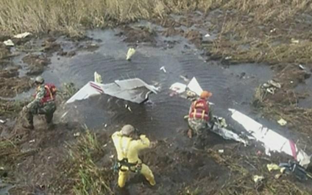 Muere ministro paraguayo en accidente aéreo - Foto de NoticiasPy