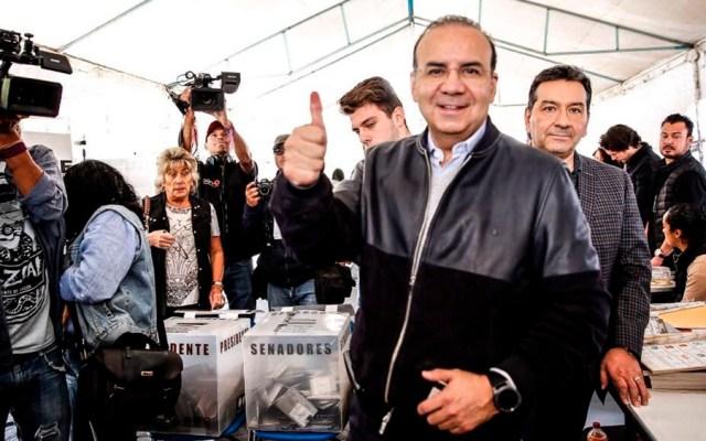 Jornada electoral transcurre en paz y de forma copiosa: Navarrete Prida - Foto de @navarreteprida