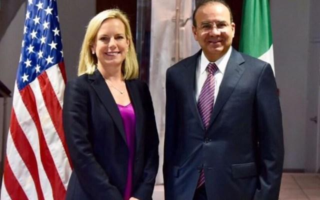 México y EE.UU. establecen compromisos de seguridad y migración