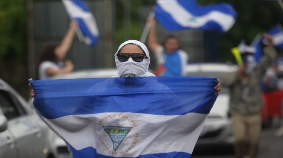 Despiden a médicos que atendieron manifestantes heridos en Nicaragua - Foto de AFP / Marvin Recinos