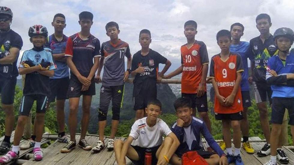 Niños tailandeses no irán a la final del Mundial pese a invitación - Foto de internet