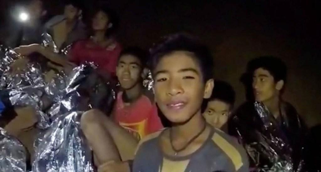 Recuento: Así fue el rescate de niños atrapados en cueva tailandesa - Foto de internet