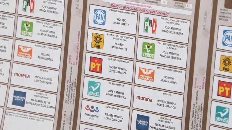 Cómputos Distritales revelan por qué NA y PES no conservarán el registro - Foto de internet