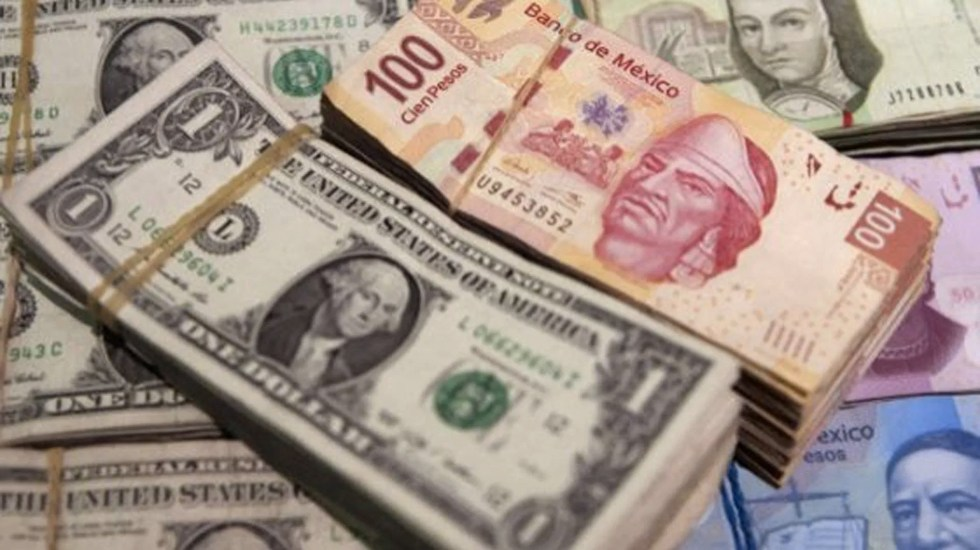 Dólar se vende hasta en 19.20 pesos en sucursales bancarias - Foto de Contacto Hoy