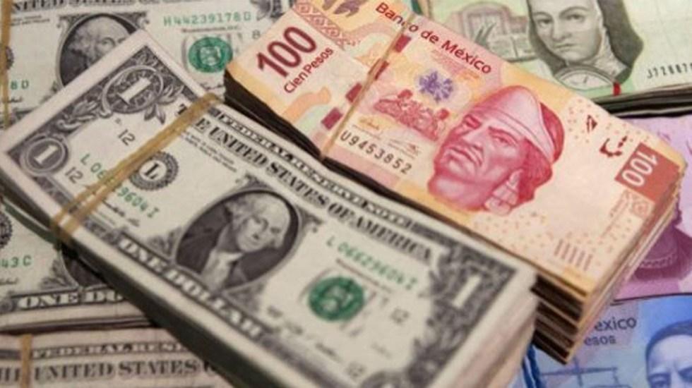Peso continúa apreciación frente al dólar