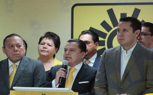 """PRD anuncia """"profunda transformación"""" tras resultado electoral - Foto de @ManuelGranados"""