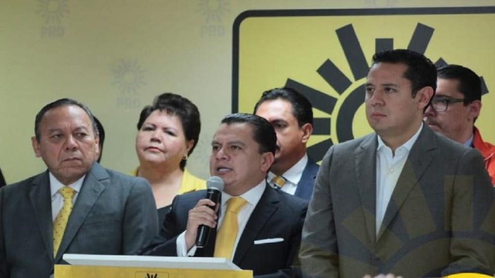 PRD impugnará anulación de elección en Coyoacán - Foto de @ManuelGranados