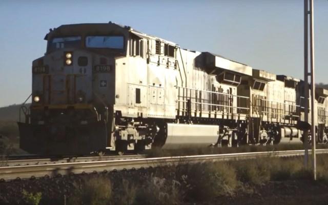 Tren en Australia se convierte en el vehículo autónomo más grande - Foto de Rio Tinto