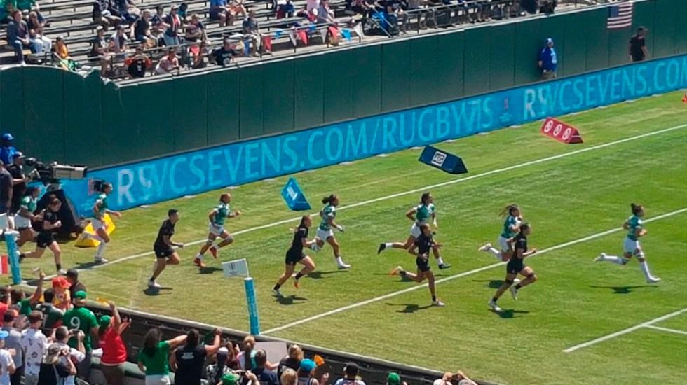 México queda fuera del Mundial de Rugby Femenil - Foto de @Rugby_Mexico