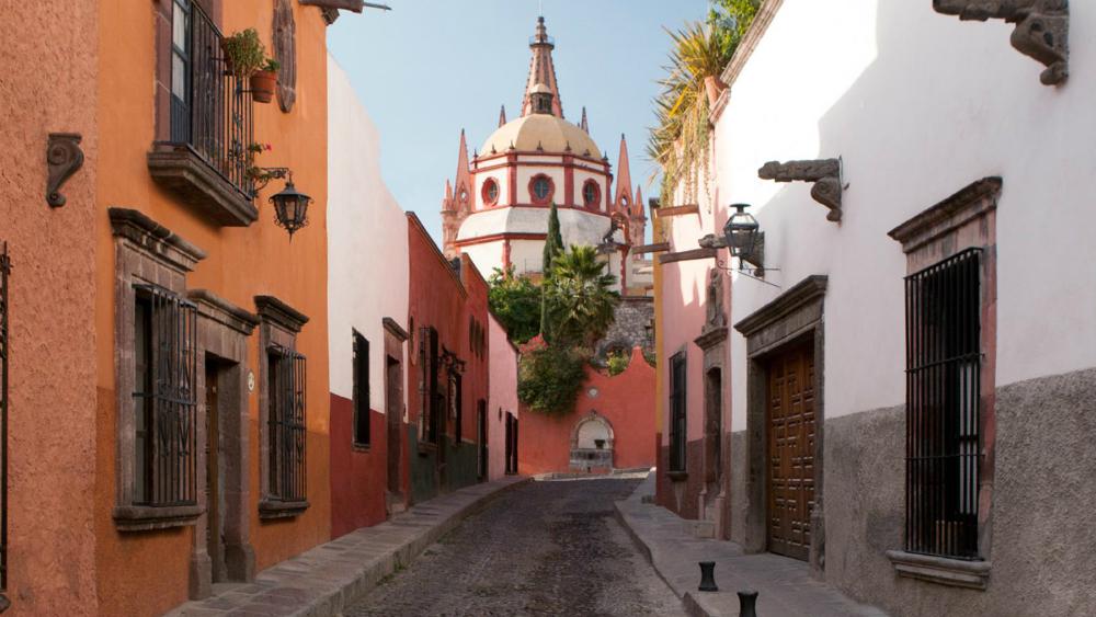 Nombran a San Miguel de Allende mejor ciudad por segundo año consecutivo - Foto de Internet