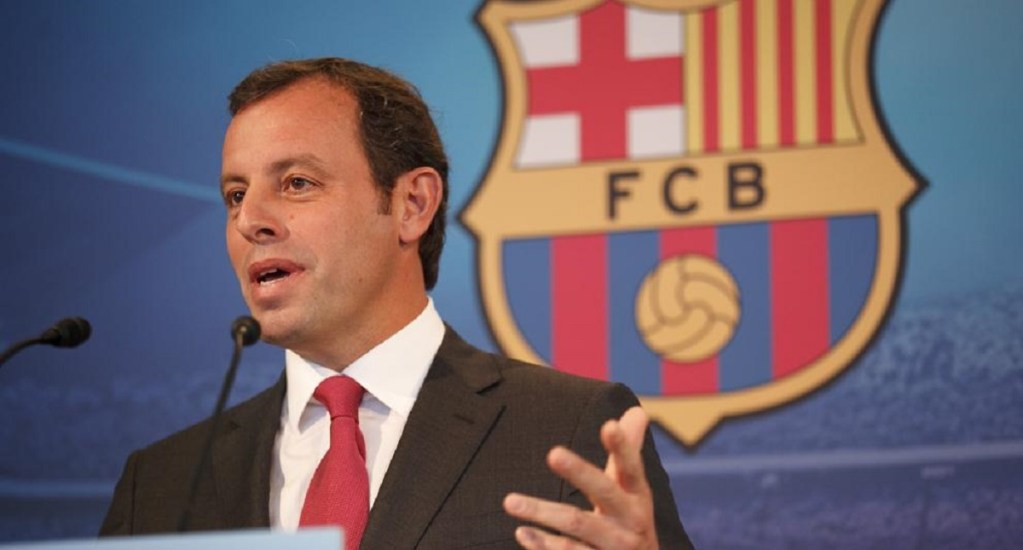 Piden 11 años de cárcel para Sandro Rosell, expresidente del Barça - Foto de internet