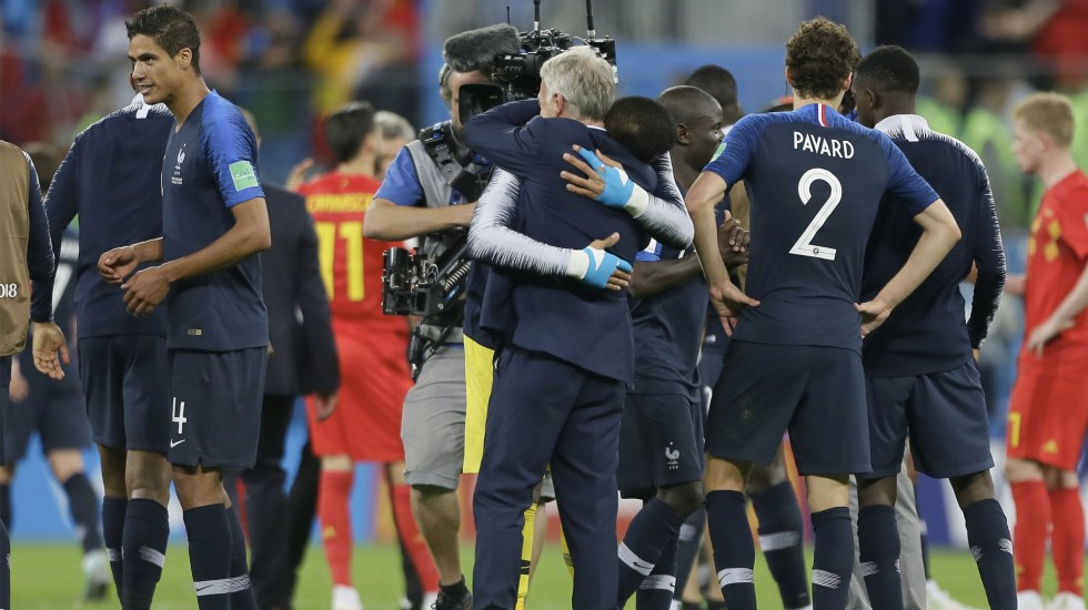 Victoria de Francia saldría caro para patrocinador chino - Foto de Mexsport