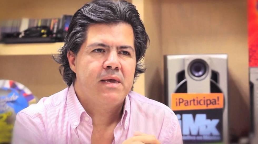 Muere el productor Santiago Galindo - Captura de pantalla
