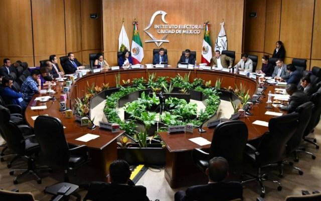 Terminan cómputos del proceso electoral en la CDMX - Foto de IECM