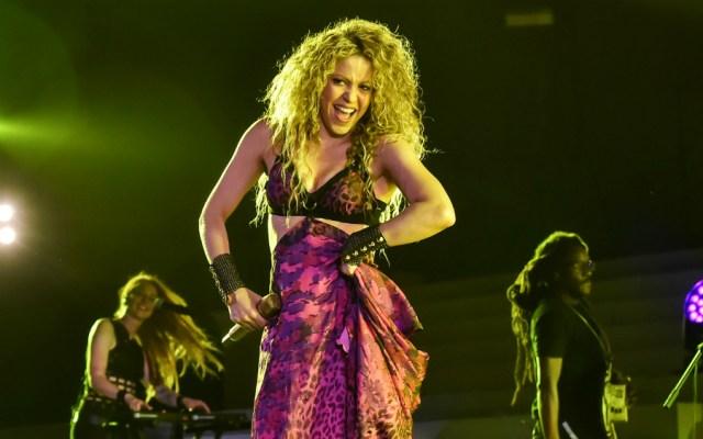 Avión de Shakira tuvo que aterrizar de emergencia en Barranquilla - Foto de AFP