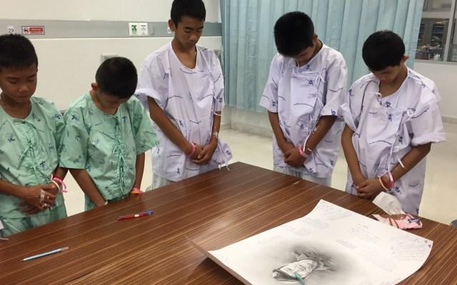 Foto de Ministry of Health/Chiang Rai Prachanukroh Hospital/AFP