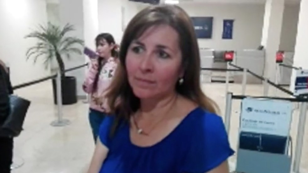 #Video Testimonio del accidente de avión de Aeroméxico en Durango - Captura de pantalla