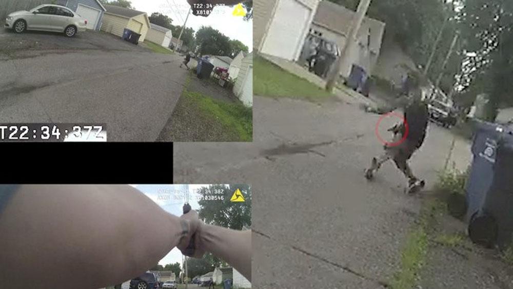 #Video Policías de Minneapolis matan a hombre negro tras persecución - Foto de AP