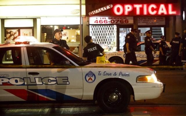 Estado Islámico reivindica atentado de Toronto - Foto de COLE BURSTON / AFP
