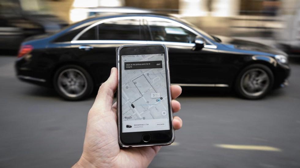 Uber permitirá dividir la cuenta de viajes y restaurantes - Foto de Internet