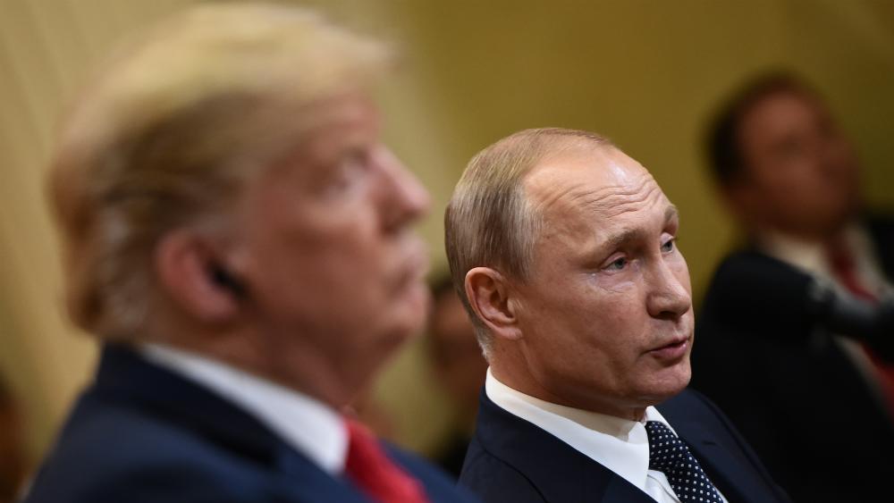 """Relaciones EE.UU.-Rusia no deben ser """"rehén"""" de investigación de Mueller: Putin - Foto de AFP"""