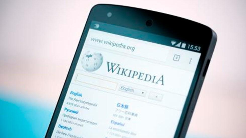 Parlamento Europeo rechaza propuesta de reforma tras protesta de Wikipedia - Foto de internet