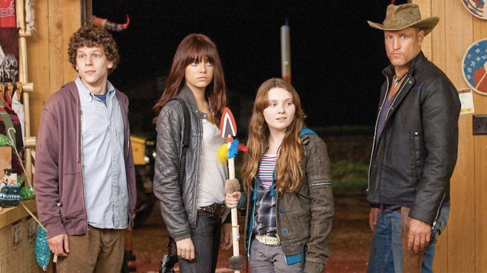 Sony Pictures confirma secuela de Zombieland para 2019 - Foto de Sony Pictures