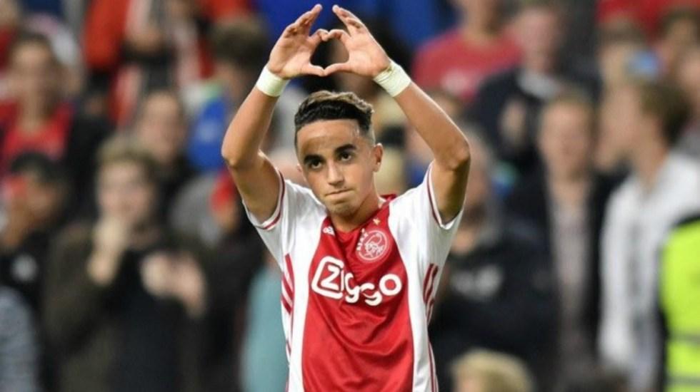 Mejora la condición de jugador del Ajax con daño cerebral - Foto de internet