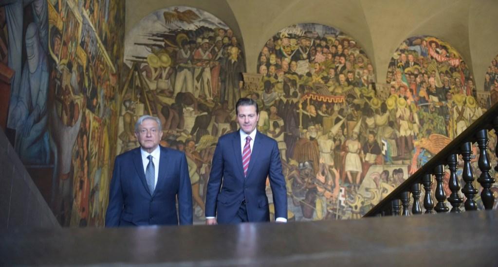 Peña Nieto confesó a AMLO haberse sentido traicionado - AMLO Peña Nieto