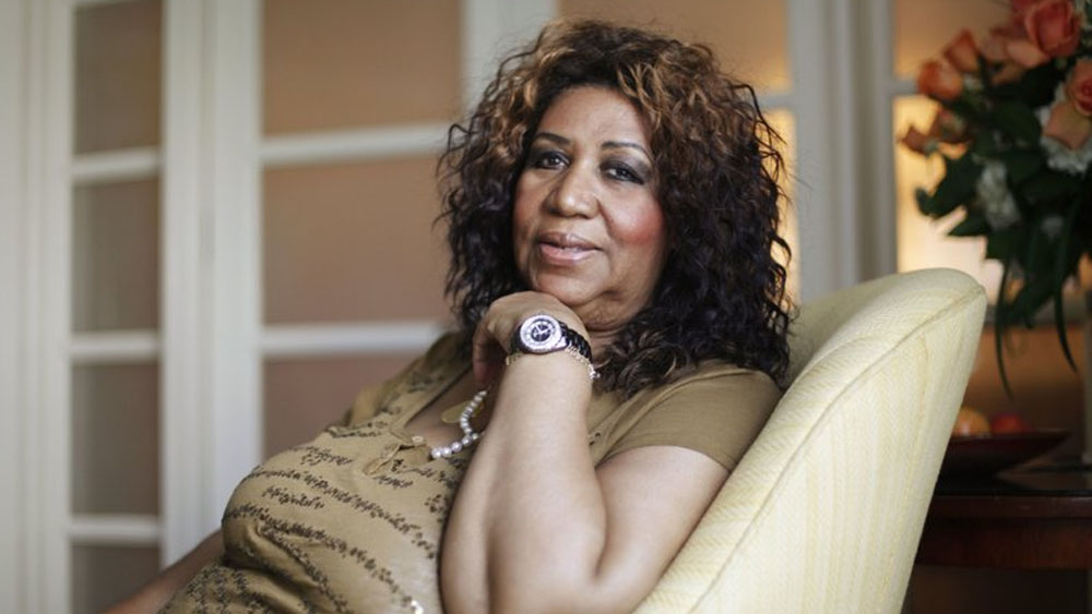 Celebridades lamentan muerte de Aretha Franklin - Foto de AP