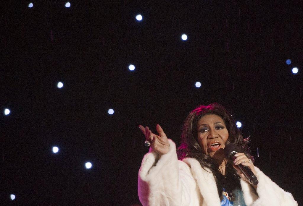 Subastarán vestidos de Aretha Franklin - Foto de AFP