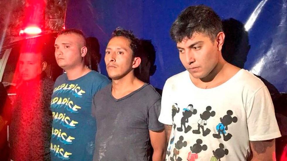 Detienen a asaltantes de Starbucks tras persecución en Benito Juárez - Foto de @alertasurbanas