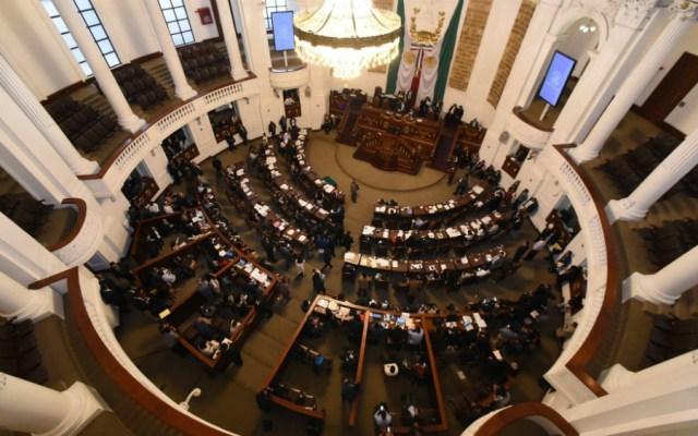 Piden licencia siete diputados locales para irse a Congreso de la Unión - Foto de Asamblea Legislativa del Distrito Federal