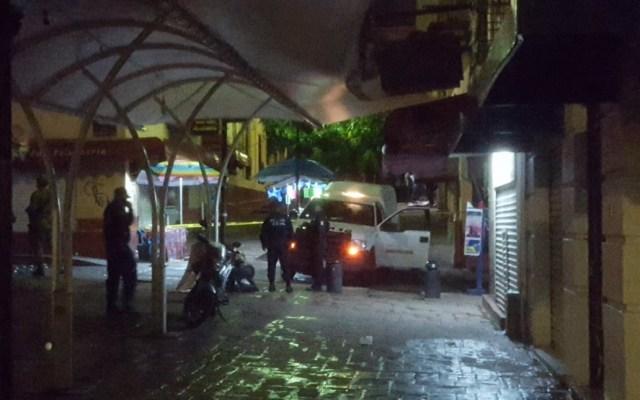 Investigación de balacera en Chilpancingo corresponde a la PGR - Foto de @Alberto_GomezP