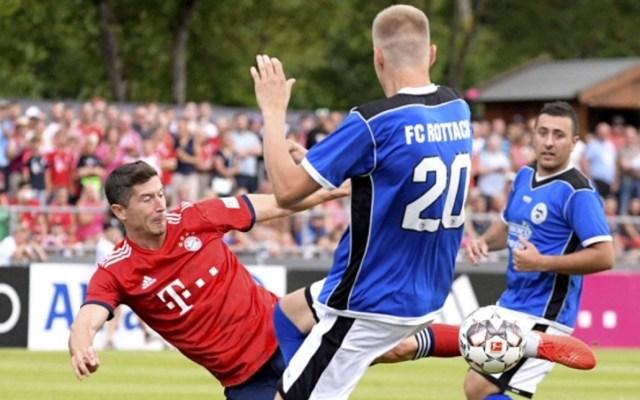 Bayern Munich anota 20 goles en su último partido de pretemporada