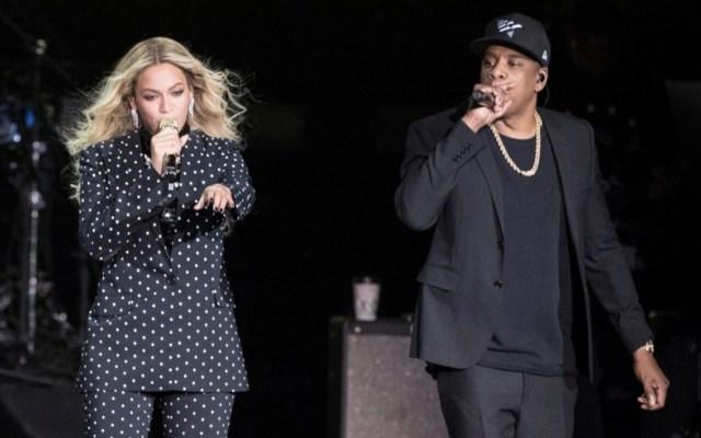 Beyoncé y Jay-Z dedican concierto a Aretha Franklin en Detroit - Foto de AP